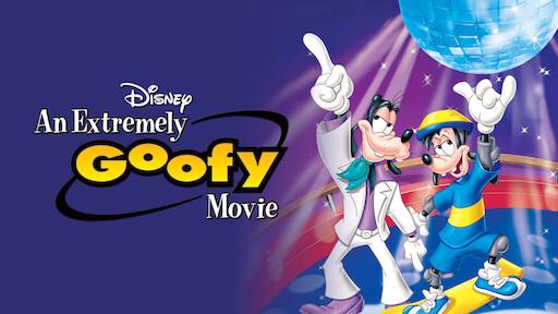 the goofy movie netflix