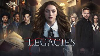 Legacies (2018)