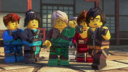 Lego Ninjago Netflix