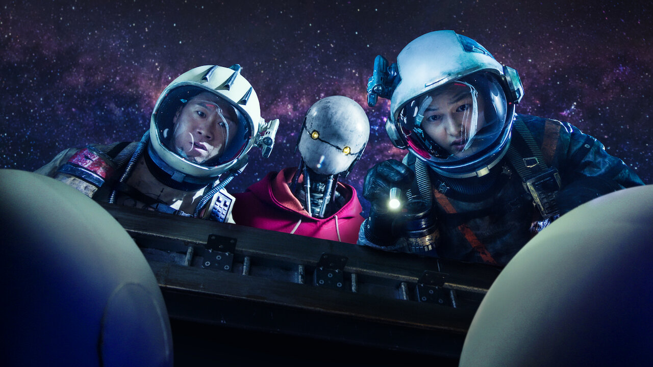 Space Sweepers | Netflix Official Site